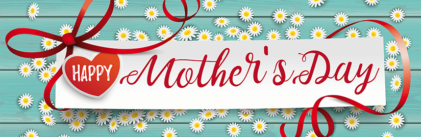 "Image saying ""Happy mother's day""."