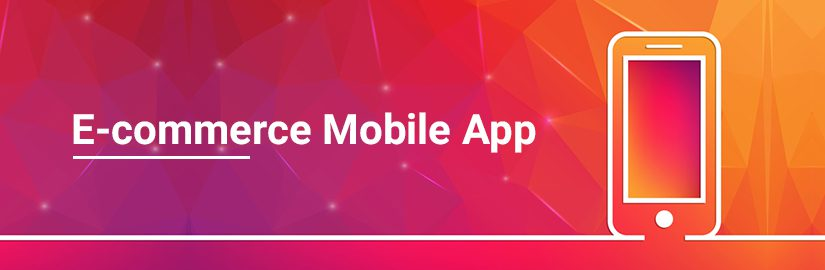 E-commerce mobile app featured image