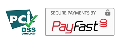 Payment badges for the checkout page