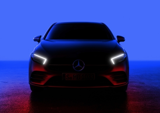 An image of the Mercedes-Benz A-Class