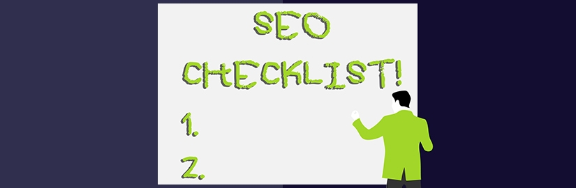 SEO Checklist featured image