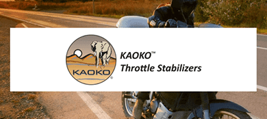 Kaoko Throttle Stabilizers client image small