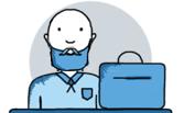 Sales department icon
